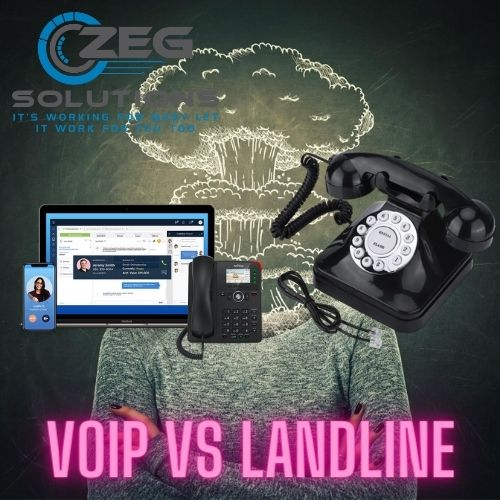 Voip VS landline!