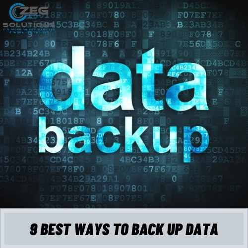 9 best ways to back up data